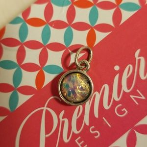 Premier Designs Opal Charm NWT